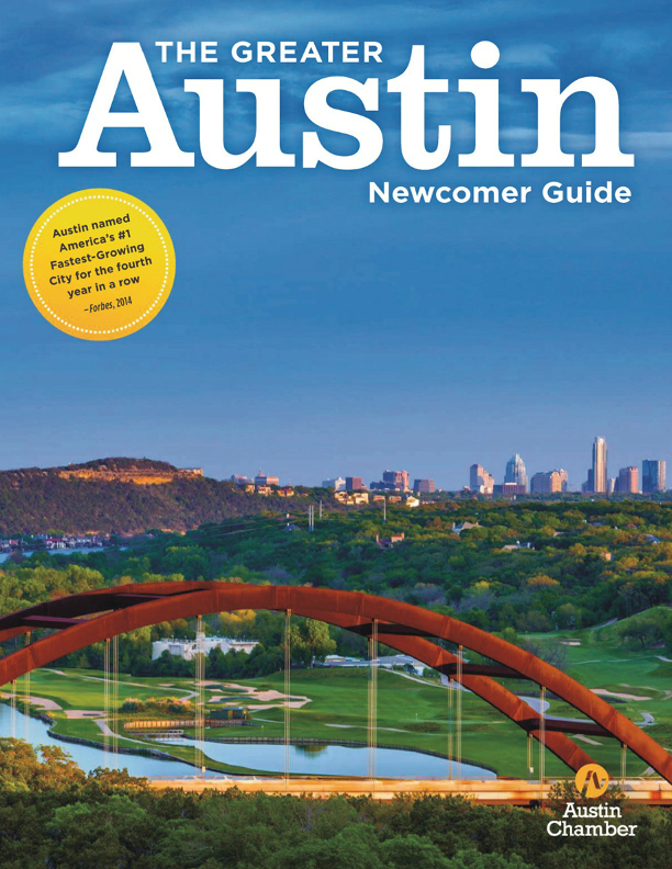 Greater Austin Newcomer Guide